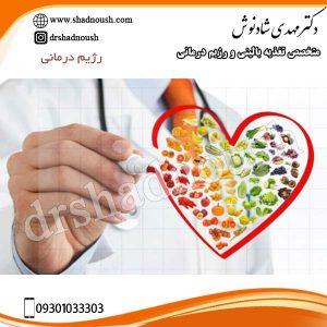 رژیم درمانی