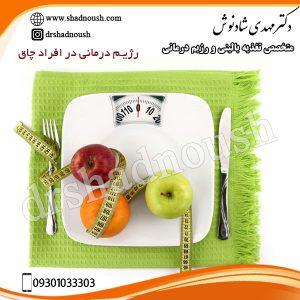 رژیم درمانی در افراد چاق